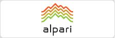 Логотип альпари